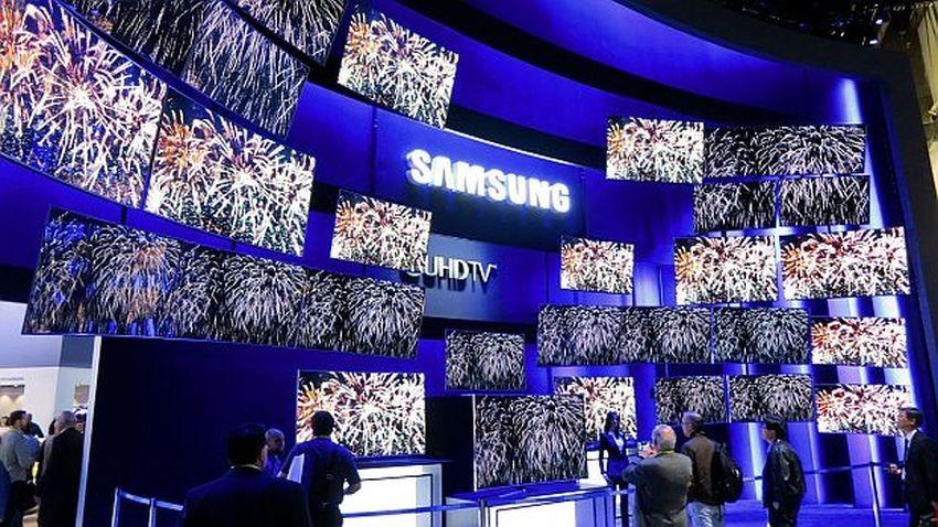 Samsung podsumowuje 2015 rok