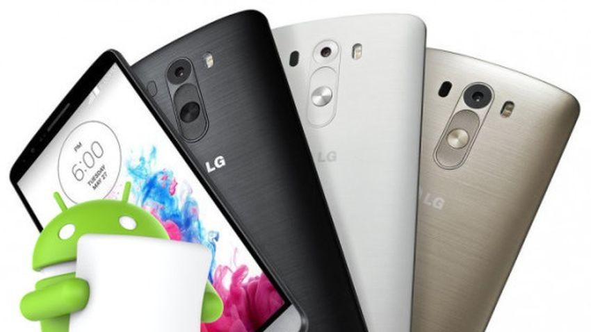 Słodka niespodzianka od LG - zeszłoroczny LG G3 otrzymał Androida Marshmallow