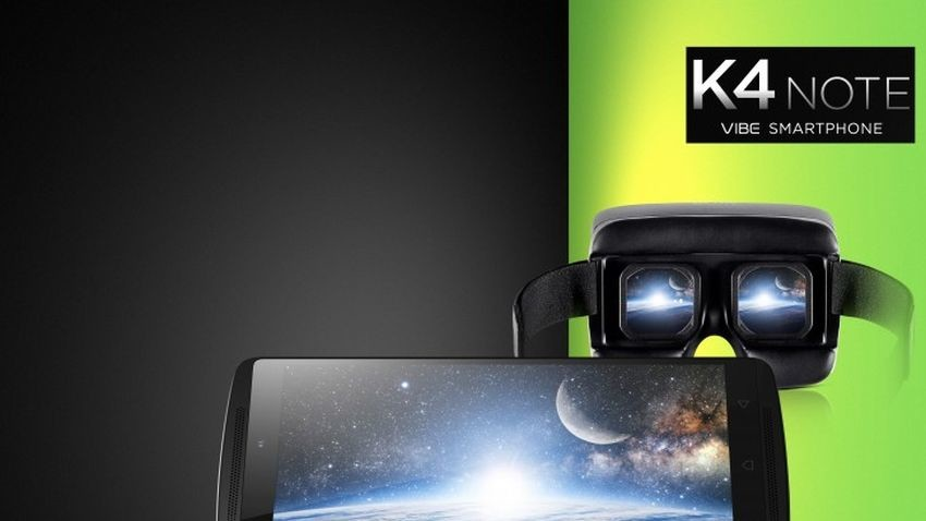 Lenovo Vibe K4 Note oficjalnie