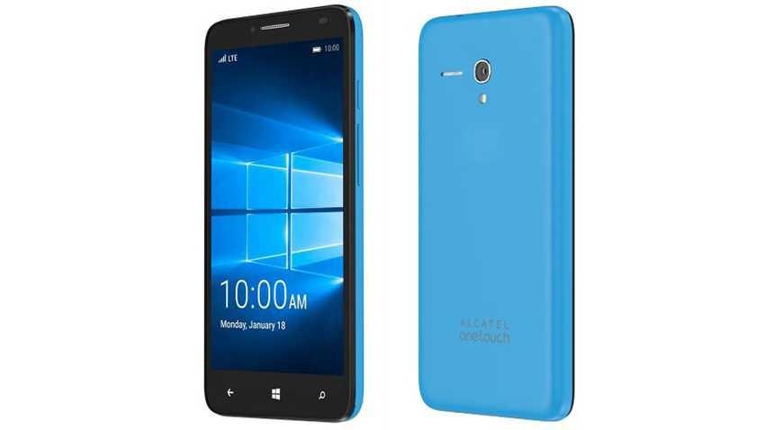 Alcatel One Touch Fierce XL zaprezentowany