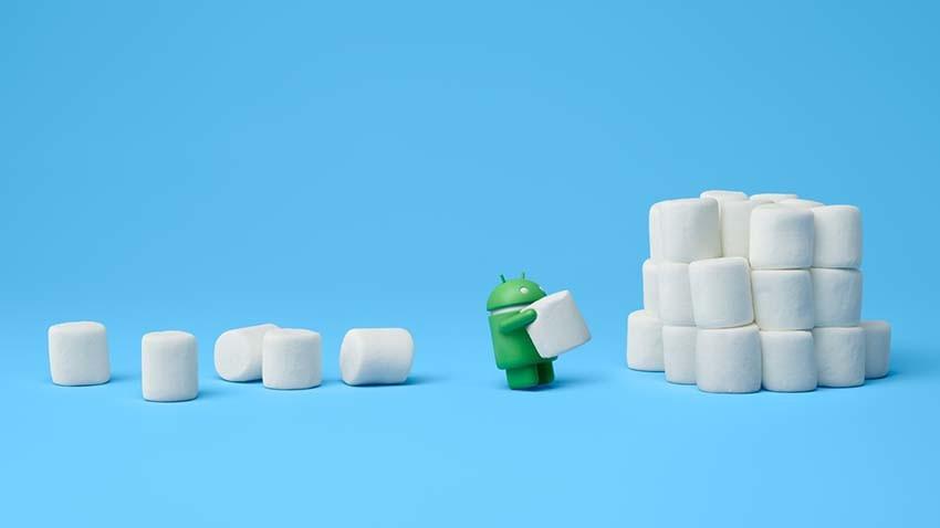Android Marshmallow ma problem z dotarciem na większą liczbę urządzeń