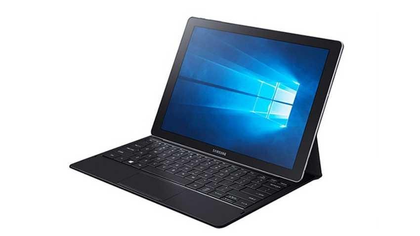Samsung Galaxy TabPro S - duży tablet z procesorem Intel i systemem Windows 10