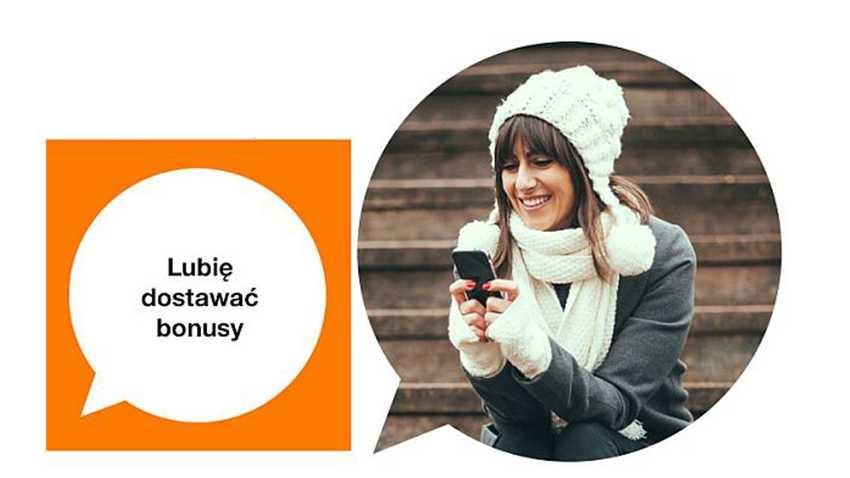 Promocja Orange: 30% więcej za doładowanie internetowe