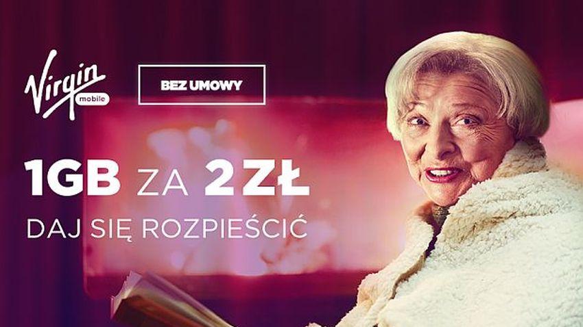 Photo of Promocja Virgin Mobile: 1 GB za 2 zł