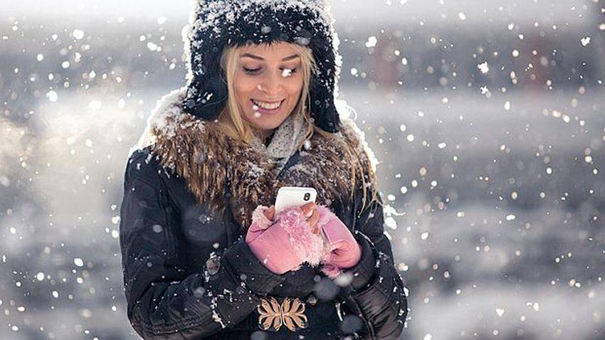 Smartfony nie lubią zimy