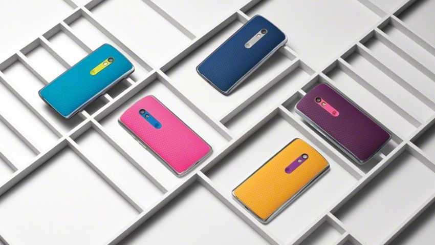 Lenovo: Wszystkie tegoroczne urządzenia z serii Moto z czytnikiem linii papilarnych