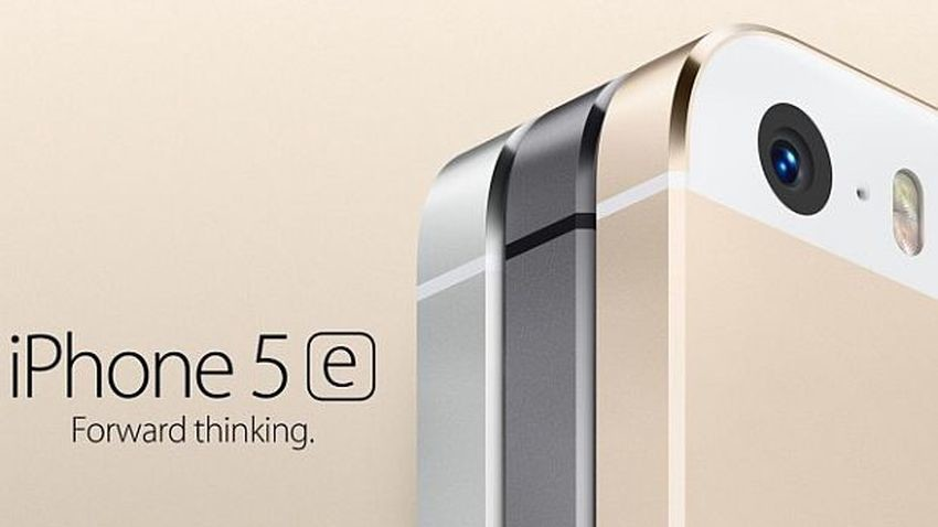 iPhone 5e nazwą nowego