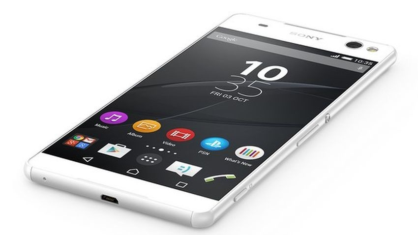 Sony Xperia C6 pozuje do zdjęć przed spodziewanym debiutem na MWC 2016