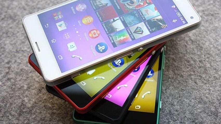 Pierwsze zdjęcia Sony Xperia Z3 Compact - wygląda świetnie!