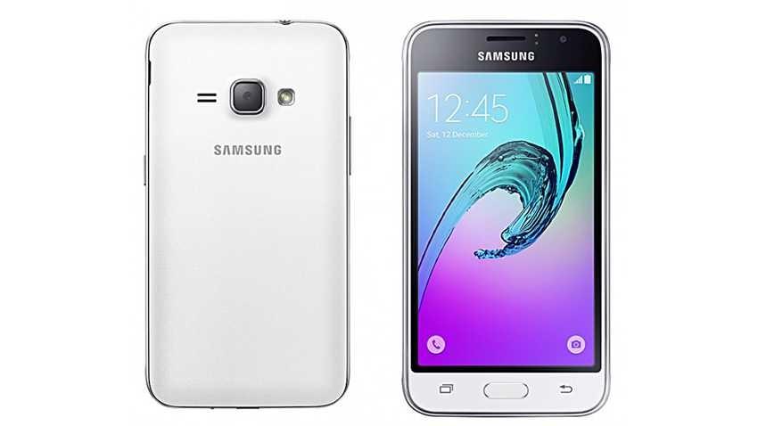 Samsung Galaxy J1 (2016) oficjalnie