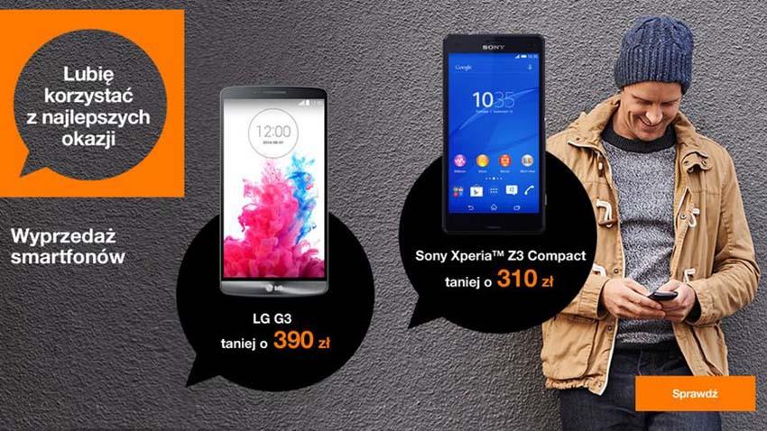 Photo of Promocja Orange: Smartfony w okazyjnych cenach