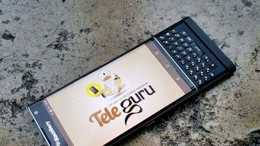 Recenzja BlackBerry Priv - Jeden w swoim rodzaju
