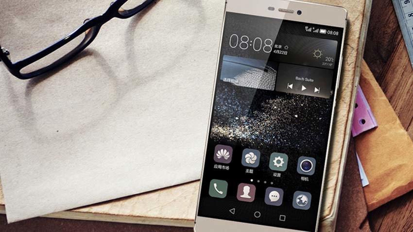 Cztery odsłony Huawei P9
