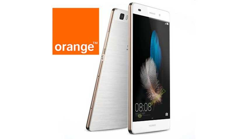 Promocja Orange: Szalony weekend z telefonami Huawei