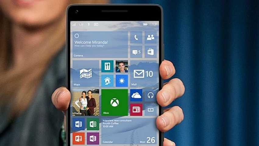 Ponowne opóźnienie aktualizacji Windows 10 Mobile