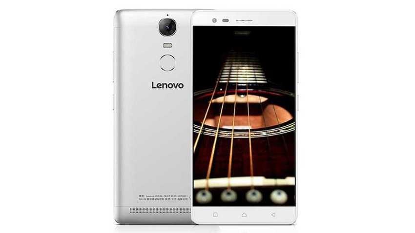 Lenovo K5 Note oficjalnie zaprezentowany