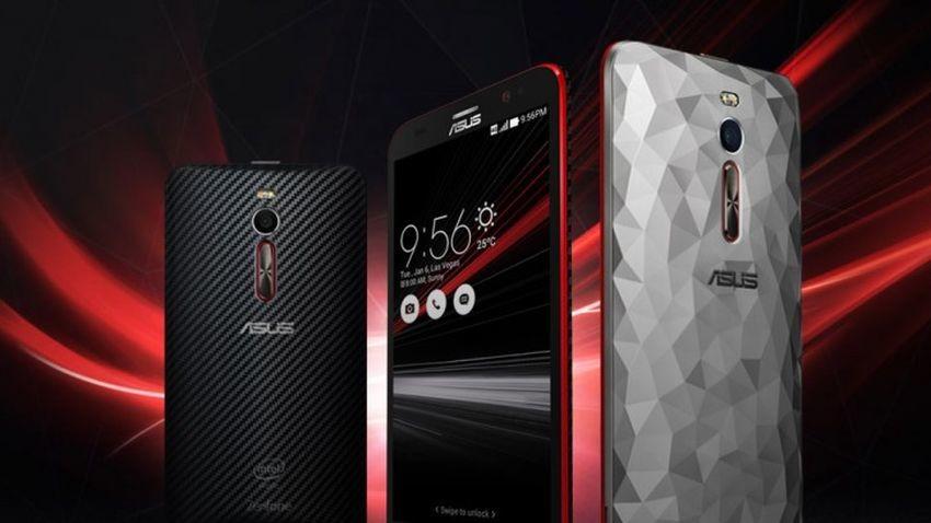 Asus ZenFone 2 Deluxe Special Edition oficjalnie zaprezentowany