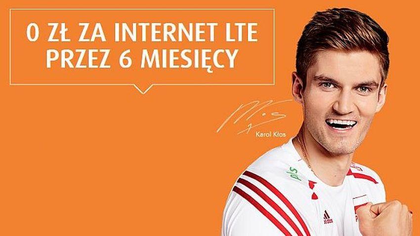 Promocja Plus: Internet LTE za darmo przez pół roku