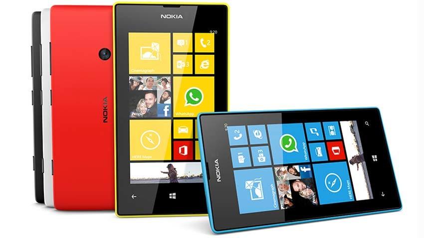 Nokia Lumia 520 cieszy się nieprzerwaną popularnością