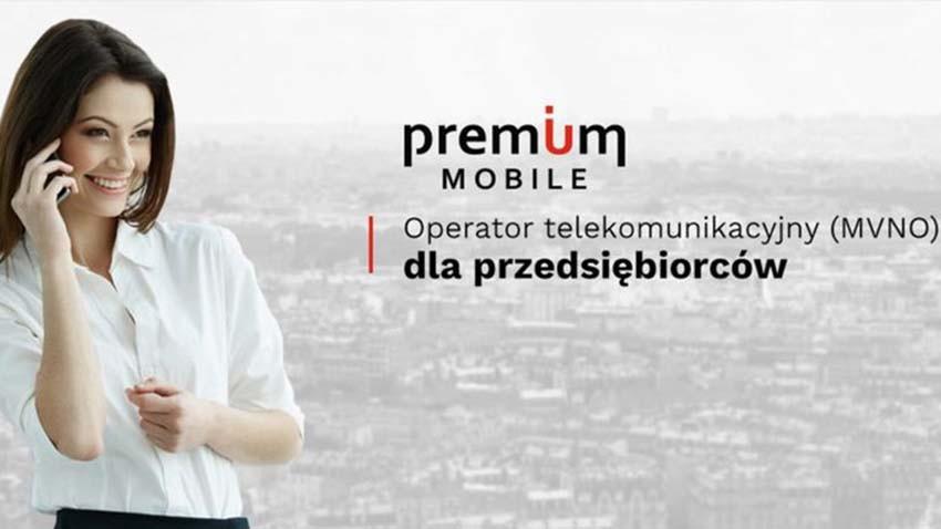 Premium Mobile - operator dla biznesu prezentuje swoją ofertę