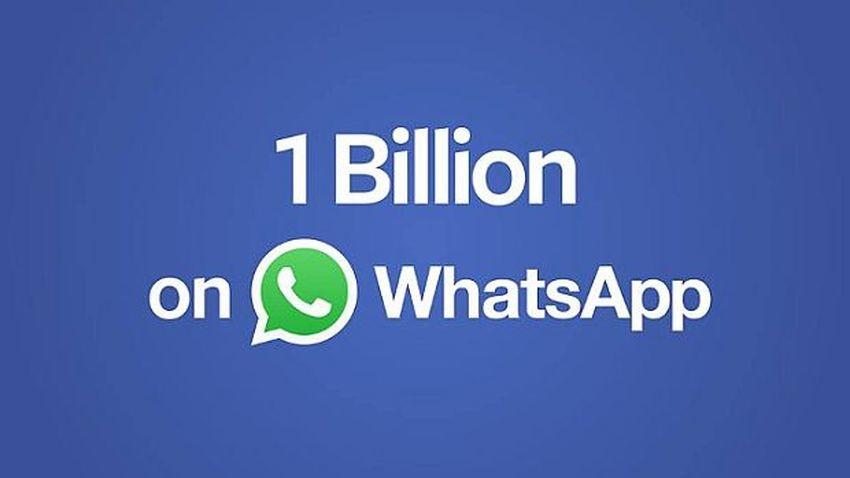 Co siódmy człowiek na Ziemi korzysta już z WhatsApp