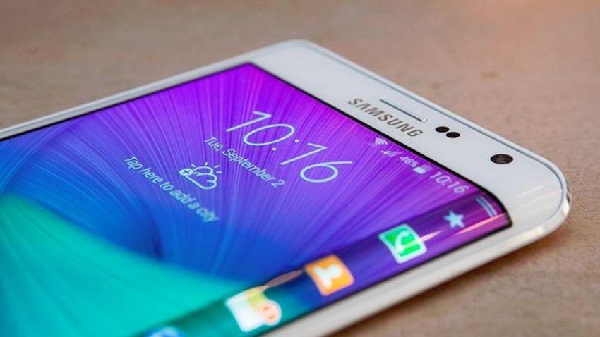 Samsung Galaxy Note Edge: Pierwszy smartfon z zaokrąglonym ekranem