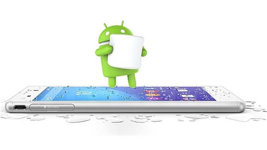 Sony Xperia M4 Aqua z bezpośrednią aktualizacją do Marshmallow
