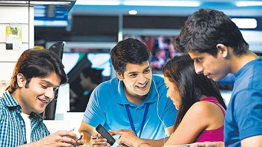 Indie drugim największym rynkiem smartfonów na świecie