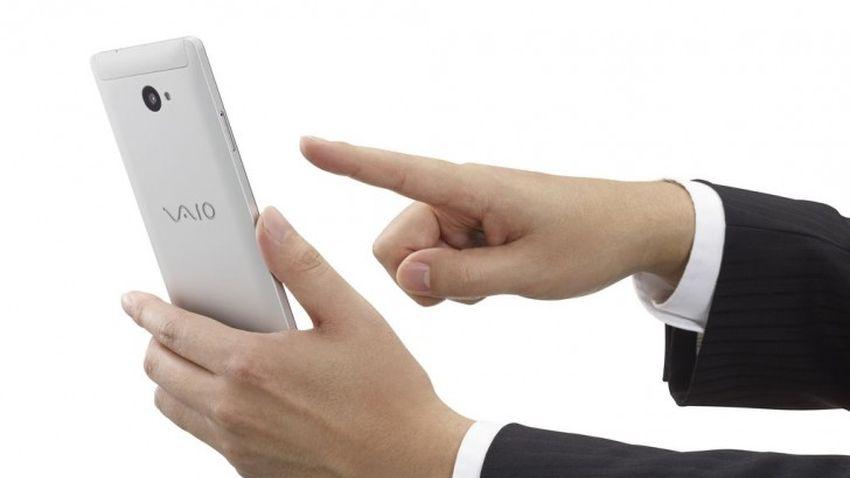 Vaio Phone Biz - smartfon dla biznesu z Windows 10