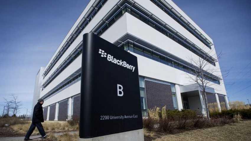 Photo of Zwolnienia w BlackBerry