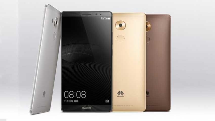 Huawei Mate 8 pojawił się na polskim rynku