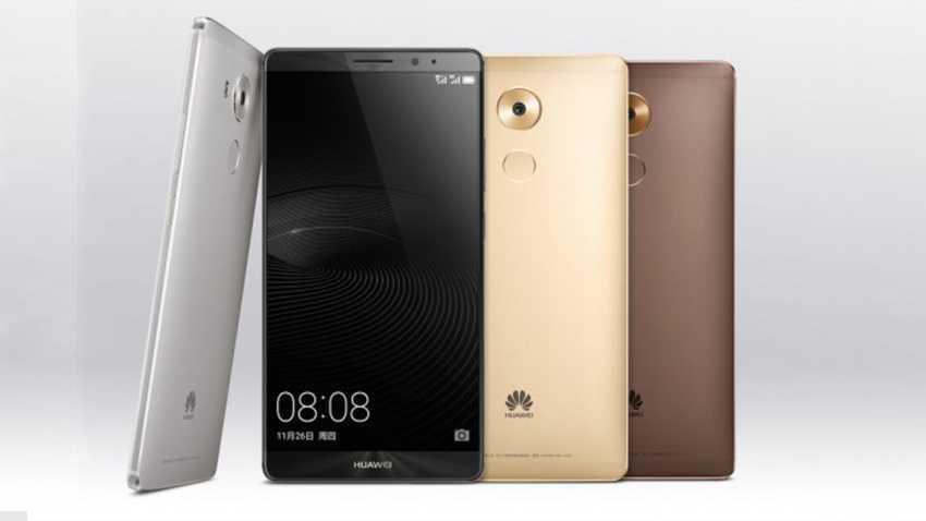 Photo of Huawei Mate 8 pojawił się na polskim rynku