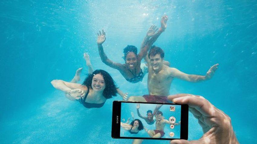 Nowe Xperie od Sony: Wodoodporność na najwyższym poziomie