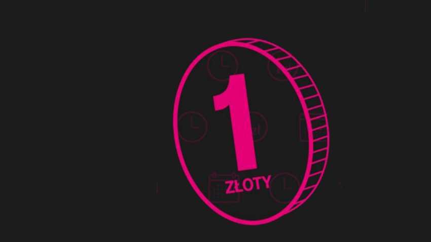 Promocja T-Mobile: Abonament za złotówkę przez pół roku