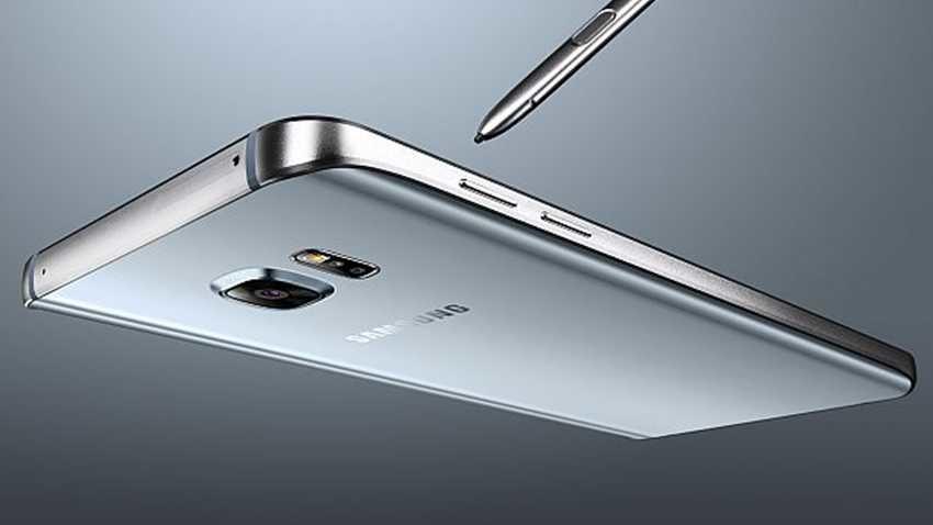 Nieoficjalna specyfikacja techniczna Samsunga Galaxy Note 6