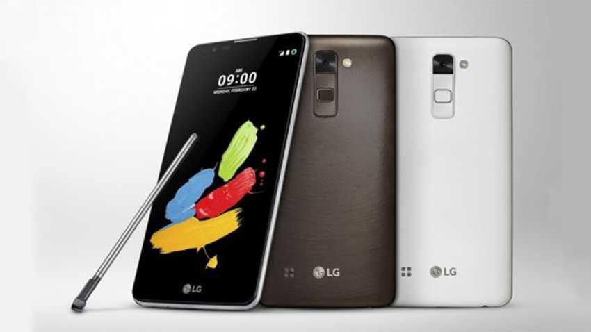 LG Stylus 2 zapowiedziany. Prezentacja na MWC 2016