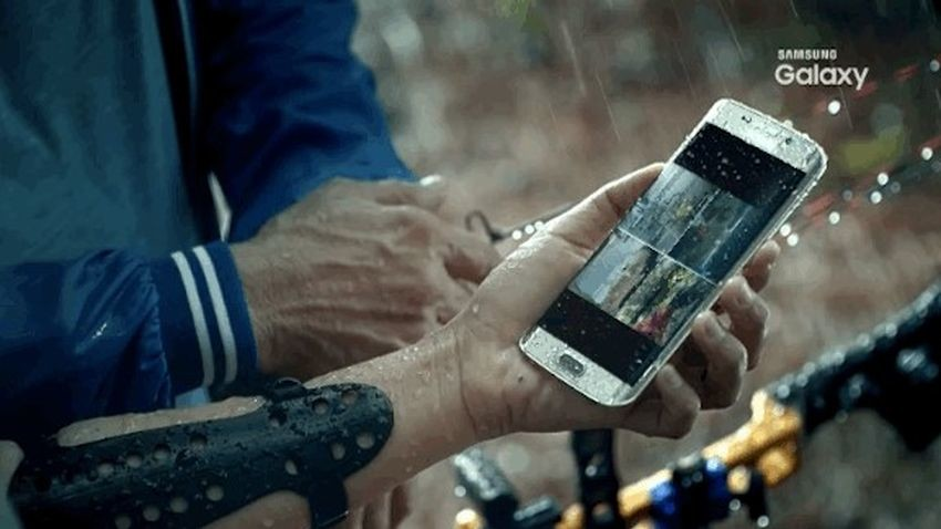 Samsung Indonezja reklamuje Galaxy S7 i S7 Edge