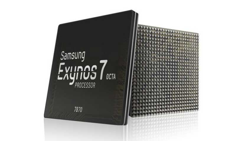 Samsung przedstawia procesor Exynos 7 Octa 7870