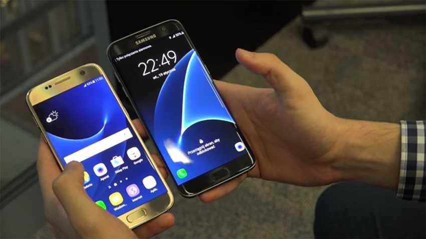 Samsung Galaxy S7 / S7 Edge - pierwsze wrażenia