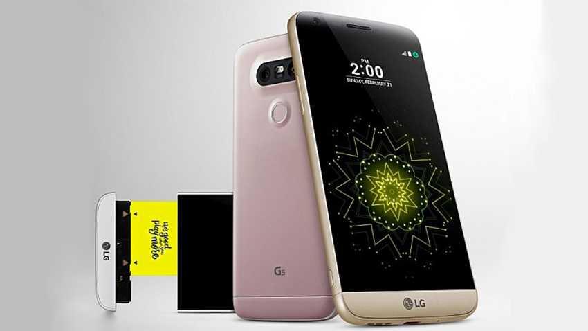Photo of LG G5 oficjalnie zaprezentowany – flagowiec z prawdziwego zdarzenia