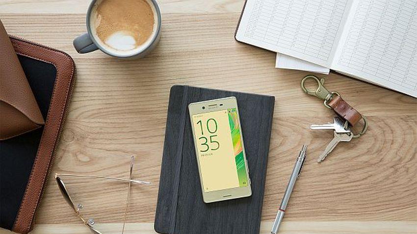 Sony zaprezentowało pierwsze smartfony z serii Xperia X