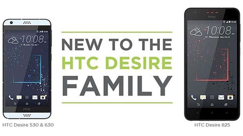Nowości od HTC - Desire 825