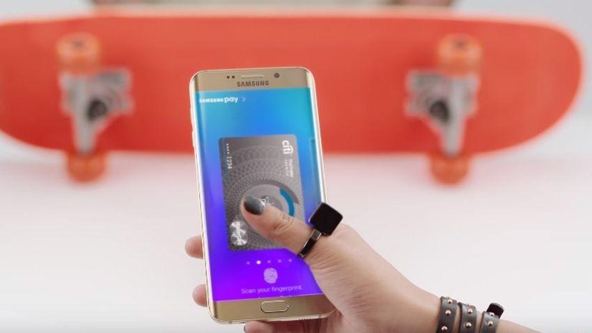 5 milionów osób płaci za pomocą Samsung Pay