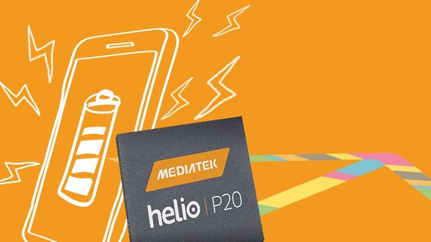 MediaTek Helio P20 - osiem wydajnych rdzeni w energooszczędnym opakowaniu
