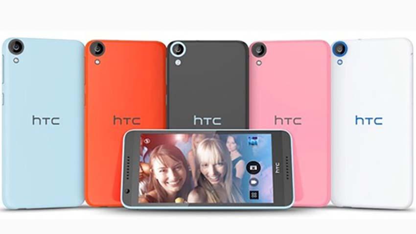 HTC Desire 820: Duży