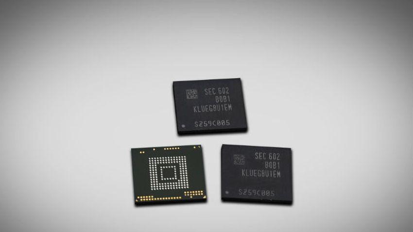 256 GB w smartfonach dzięki Samsungowi