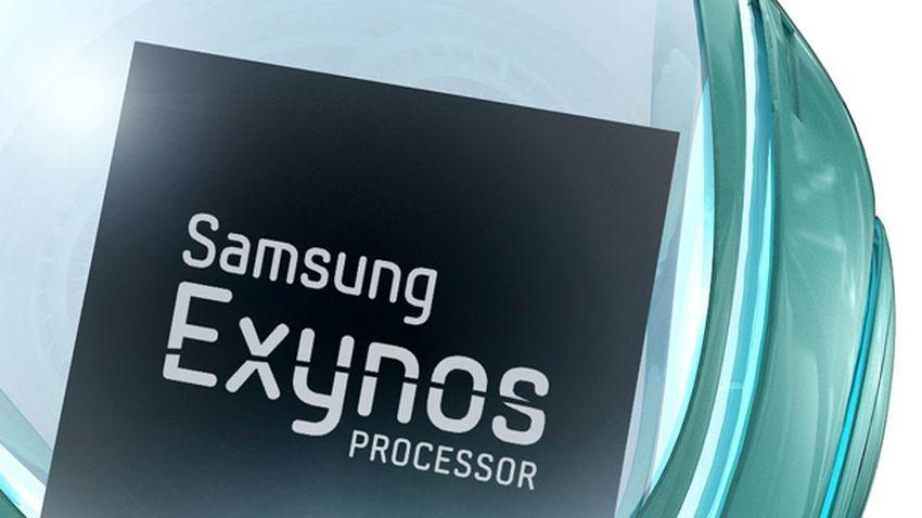 Samsung czwartym producentem układów mobilnych na świecie