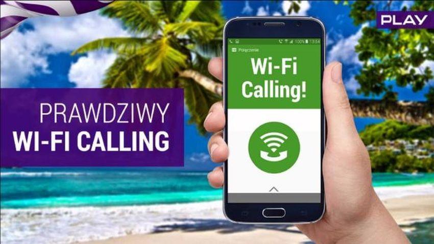 Play startuje z drugą turą testów Wi-Fi Calling