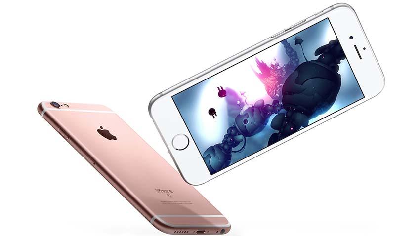 iPhone 7S z ekranem OLED?