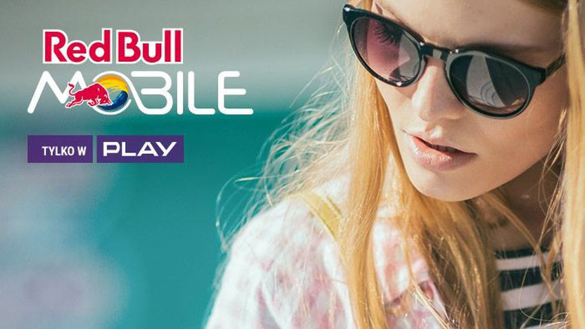 Promocja Red Bull Mobile: Darmowy starter i zniżka na zakupy w House